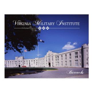 Cuarteles viejos, Virginia Military Institute Postal