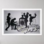 Cuarteto del jazz posters