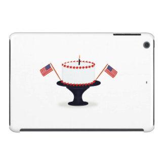 Cuarto caso del iPad del día de fiesta de julio Funda Para iPad Mini Retina