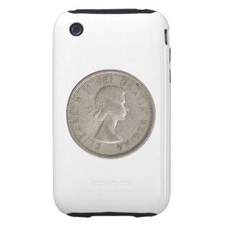 Cuarto de 1964 canadienses iPhone 3 tough funda