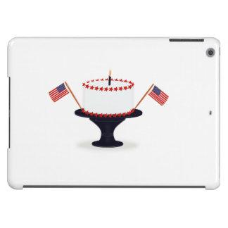 Cuarto de la caja del aire del iPad del día de Funda Para iPad Air