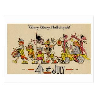 Cuarto de la postal de julio (CA 1920)