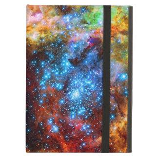 Cuarto de niños estelar R136 en la nebulosa del