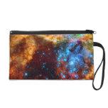Cuarto de niños estelar R136 en la nebulosa del Ta