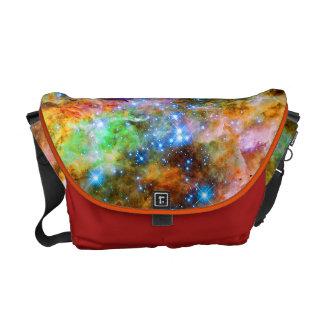 Cuarto de niños estelar R136 en la nebulosa del Ta Bolsas De Mensajería