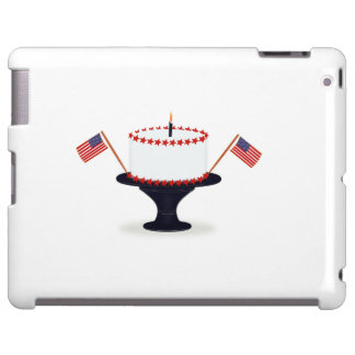Cuarto del caso del iPad del día de fiesta de