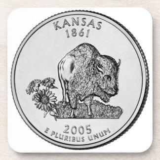 Cuarto del estado de Kansas Posavaso