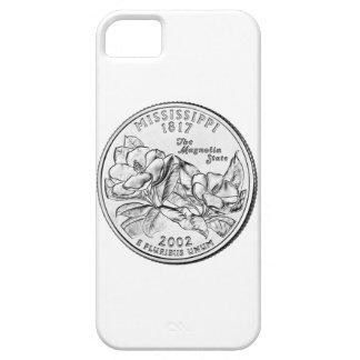 Cuarto del estado de Mississippi Funda Para iPhone SE/5/5s