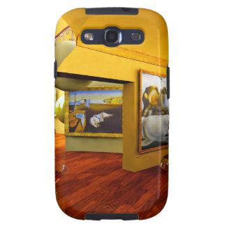 Cuartos frescos por el arte de Lenny Samsung Galaxy S3 Funda