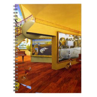 Cuartos frescos por el arte de Lenny Cuadernos