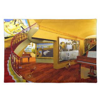 Cuartos frescos por el arte de Lenny Mantel Individual