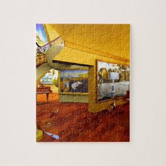 Cuartos frescos por el arte de Lenny Puzzles