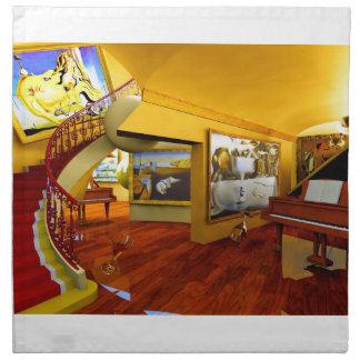 Cuartos frescos por el arte de Lenny Servilletas De Papel