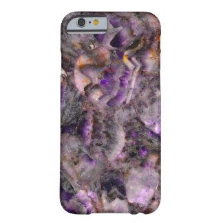 Cuarzo púrpura funda barely there iPhone 6