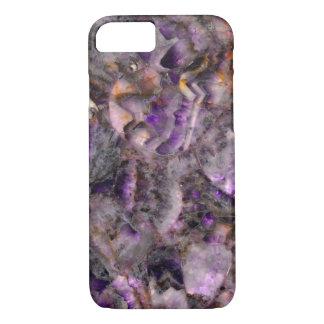 Cuarzo púrpura funda iPhone 7