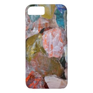 Cuarzo y vidrio funda iPhone 7