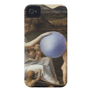 Cuatro alegorías: Fortuna de Juan Bellini iPhone 4 Carcasa