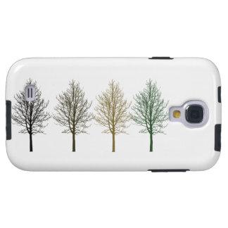 Cuatro árboles
