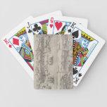 Cuatro ciudades en la India Baraja Cartas De Poker