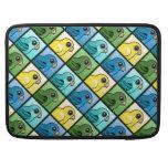 Cuatro color Linnies Funda Macbook Pro
