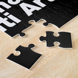 Cuatro elementos de Hip Hop Puzzle