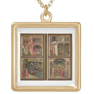 Cuatro escenas a partir de la vida de San Nicolás Pendiente Personalizado