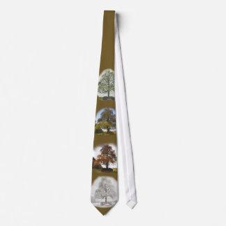 Cuatro estaciones corbata