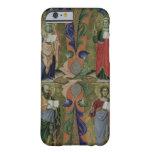 Cuatro evangelistas, siglo XIV (vitela) Funda De iPhone 6 Barely There