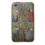 Cuatro evangelistas, siglo XIV (vitela) Funda Para iPhone 3 De Case-Mate