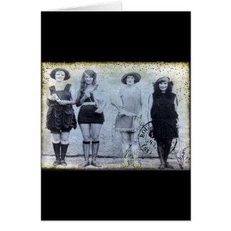 Cuatro ganadores del concurso de belleza tarjetón