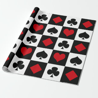 Cuatro juegos de la tarjeta papel de regalo