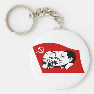 Cuatro líderes del socialismo llaveros