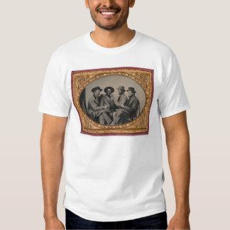 Cuatro mineros de California (40030) Camisas