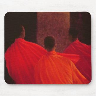 Cuatro monjes tapete de raton