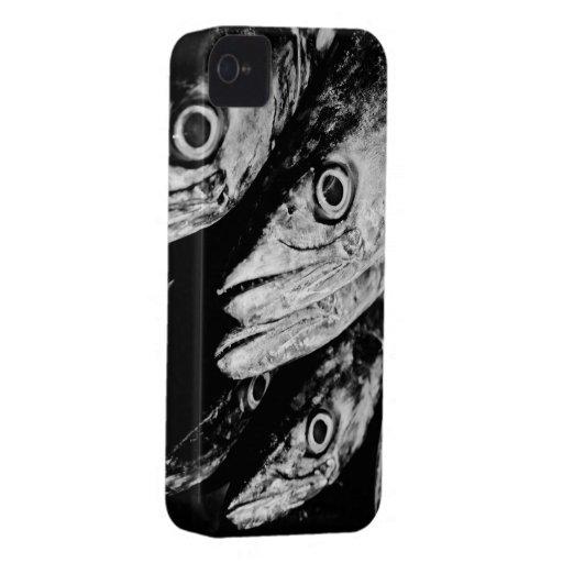 cuatro ojos Case-Mate iPhone 4 carcasa
