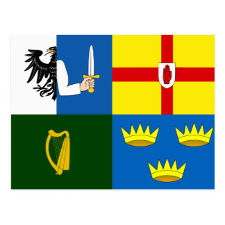 Cuatro provincia bandera de Irlanda, Iraq Postal