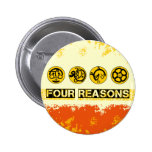 Cuatro razones para proteger la tierra pin