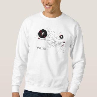 Cuatro Realz - camiseta Sudaderas Encapuchadas