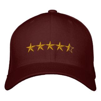 Cuatro y una mitad no es malos gorra de béisbol bordada