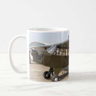 cub airplane classic white coffee mug