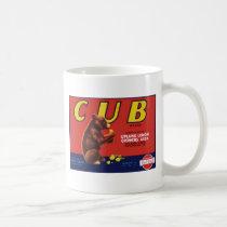Cub Brand Lemons Coffee Mug