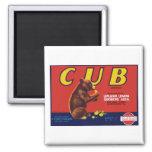 Cub Brand Lemons Magnet