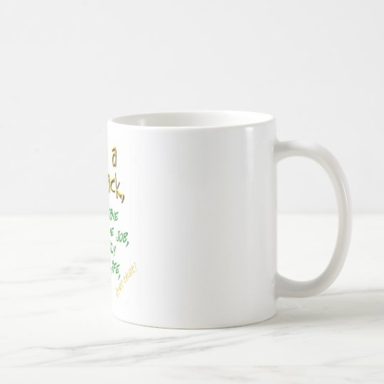 cub leader green coffee mug