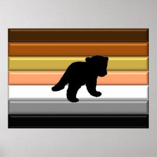 Cub Pride Poster