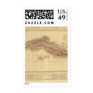 Cuba 2 stamp