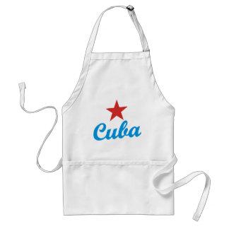Cuba Adult Apron