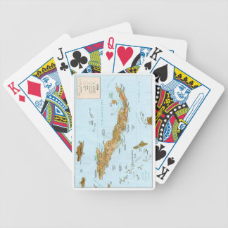 Cuba Bicycle Playing Cards