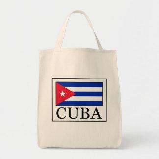Cuba Bolsa Tela Para La Compra
