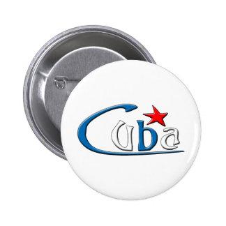 Cuba Botón