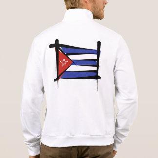 Cuba Brush Flag Jacket